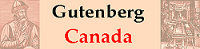 4th anniversary of Project Gutenberg Canada