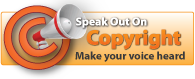 Speak out on Copyright