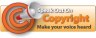 Speak out on Copyright Logo Thumb